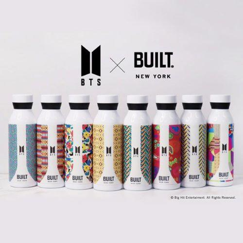 BUILT BTS 予約